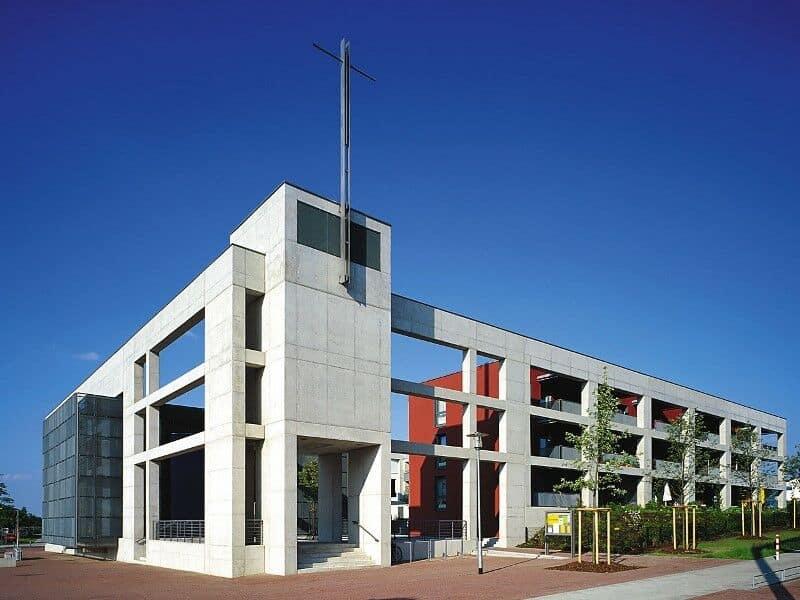 Kirche der Stille, Hannover